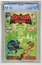 CBCS 6.5 Batman #232 1971