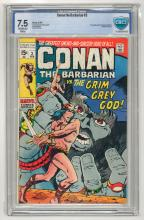 CBCS 7.5 Conan the Barbarian #3 1971