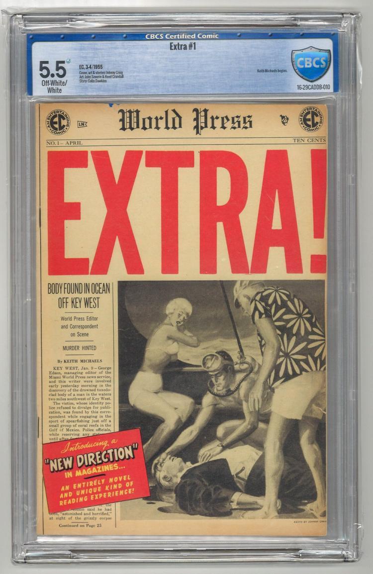 CBCS 5.5 Extra #1 1955