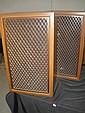 Pair of Sansui SP-1500 Floor Speakers