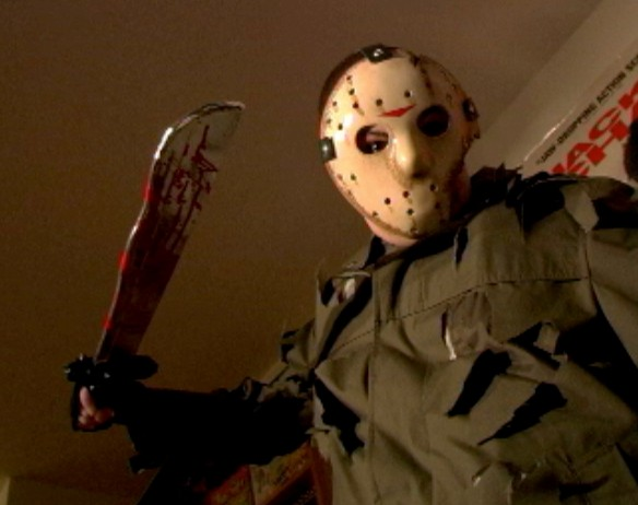 AVGN Episode Friday the 13th Jason Voorhees Jacket