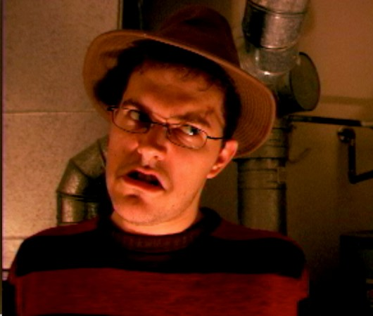 AVGN Episode Freddy Krueger Sweater & Hat