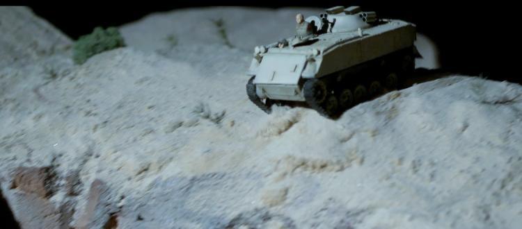 AVGN Movie Props - Tank Miniature