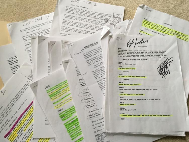 AVGN Assorted Scripts 2008