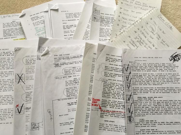 AVGN Assorted Scripts 2010