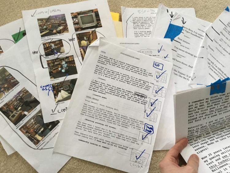 AVGN Assorted Scripts 2012