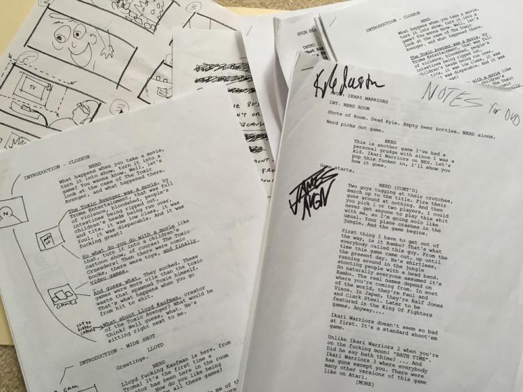 AVGN Assorted Scripts 2013