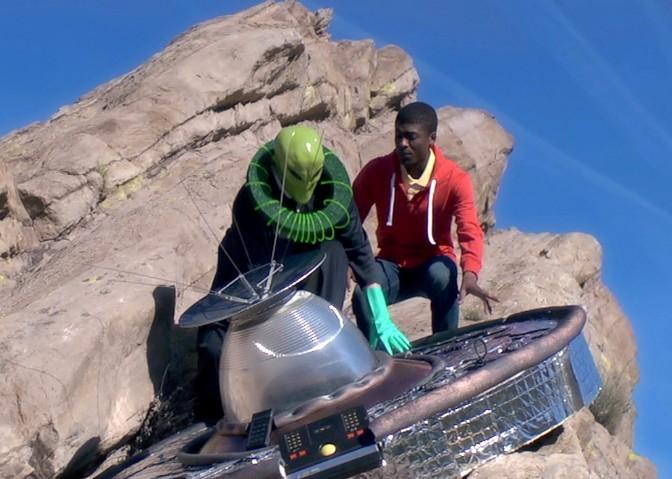 AVGN Movie the Nerd's UFO