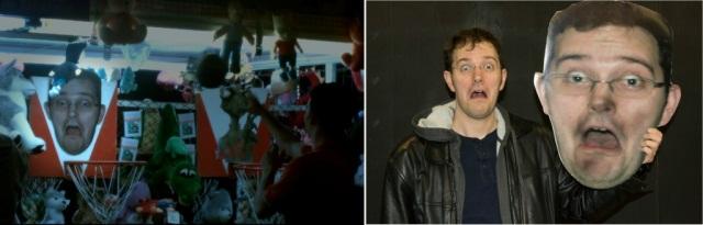 AVGN Movie Props - Nerd Face #2