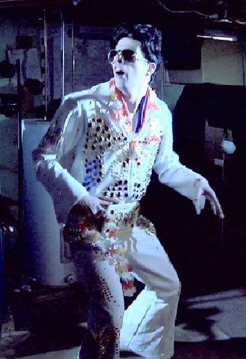 AVGN Movie Mike Matei Elvis Costume
