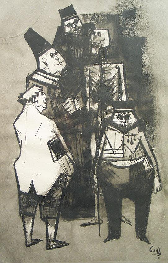 Antonio Rodríguez Luna Artwork for Sale at Online Auction ...