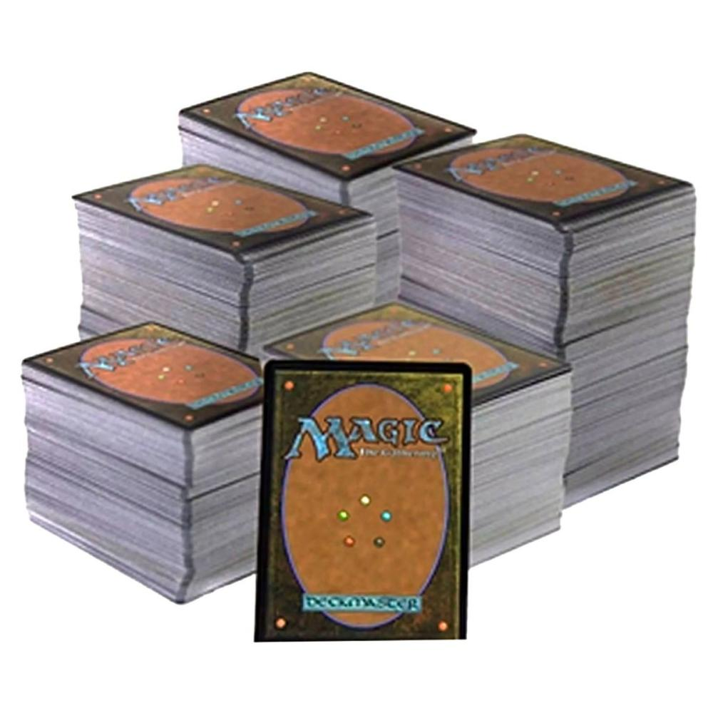 Over 600 Magic the Gathering Cards Collection - READ BELOW