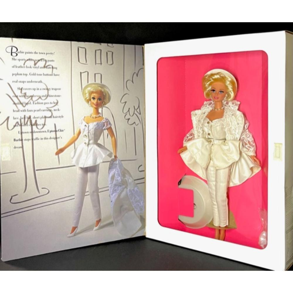 RARE Classique Collection Uptown Chic BARBIE Doll