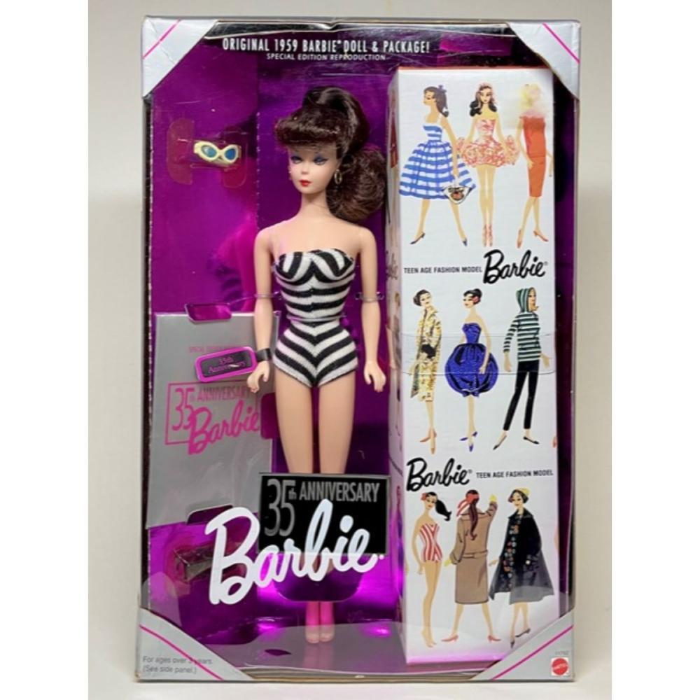 Special Edition Original 1959 BARBIE Doll Sealed Box