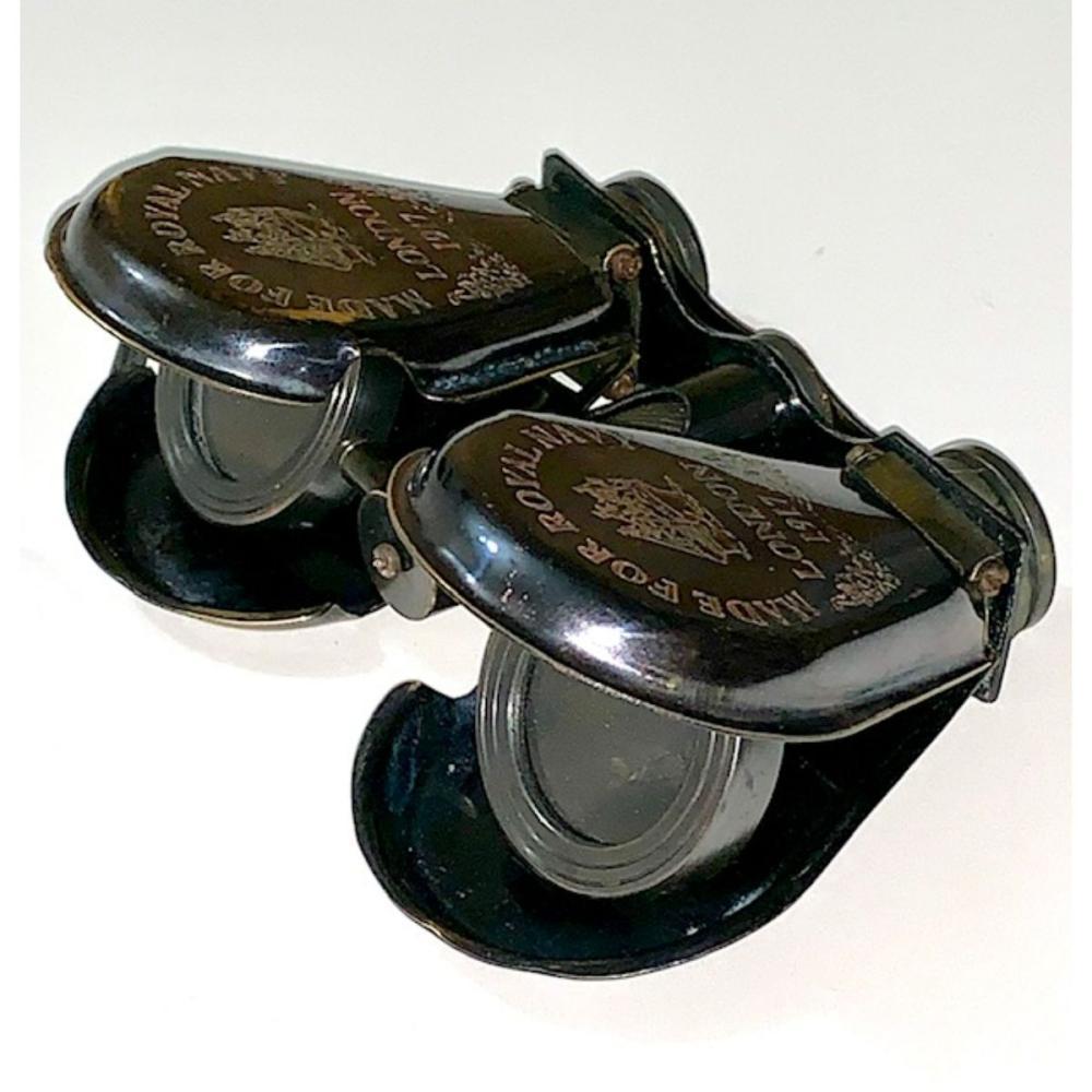 Very Cool Royal Navy Collapsible Spyglass Binoculars
