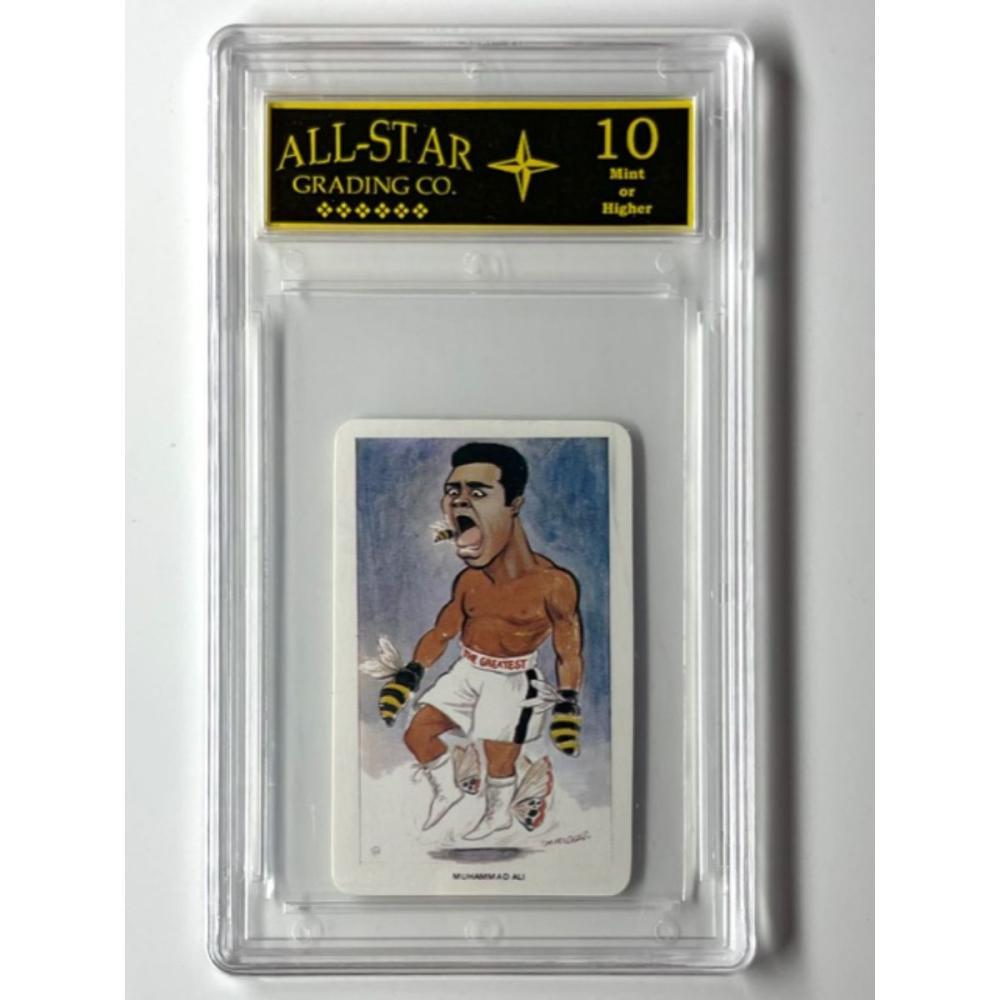 Rare 1979 Muhammad Ali Venorlandus Our Heroes Flik-Card