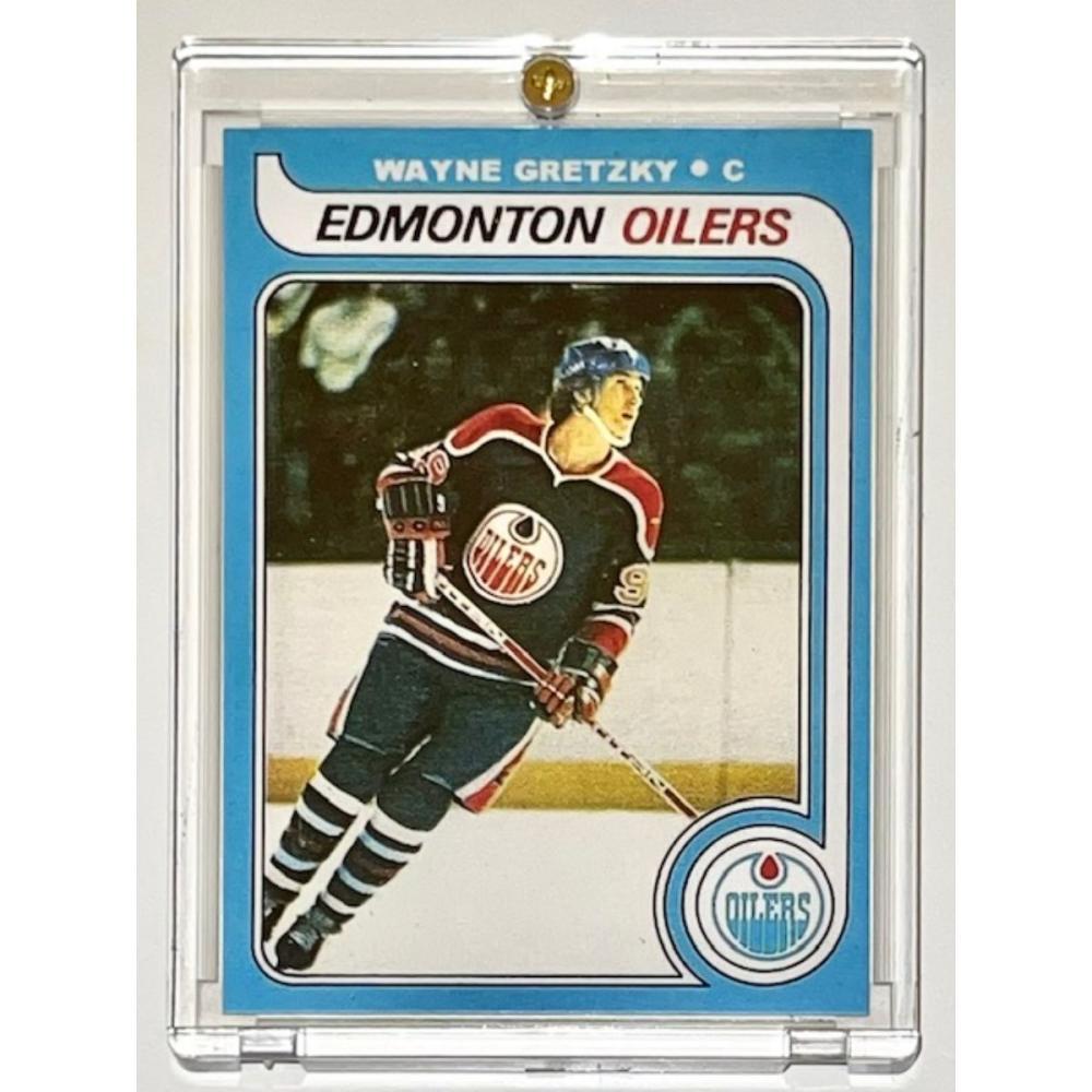 1979 Topps O-PEE-CHEE Wayne Gretzky RP Hockey Rookie Card
