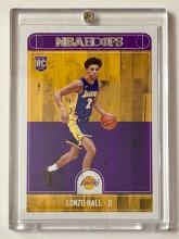 *HOT* NBA Hoops LONZO BALL Rookie Basketball Card