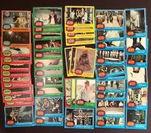 Lot of 50 Original 1970's STAR WARS Movie Trading Cards (1)
