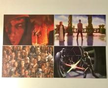 Lot of 4 - STAR WARS Movie Saga Color Lithographs (2)