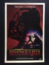 *Re-Called* STAR WARS Revenge of the Jedi Lobby Card Poster