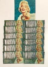 Lot of 12 Sealed Packs of Vintage MARILYN MONROE Trading Cards