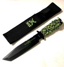 "12"" Long M48 Apocalypse Survival Knife w/Sheath"