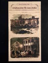 1864 Civil War - Harper's Weekly Archived Newspaper