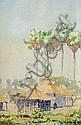 FAUREElisabeth(1906 - 1964)1941VILLAGE DE, Elisabeth Faure, Click for value