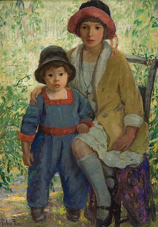 PAULINE L. PALMER American (1867-1938)