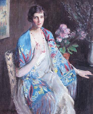 MARY BREWSTER HAZELTON American (1868-1953)