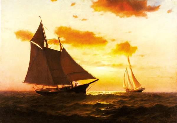 WARREN SHEPPARD American (1858-1937)