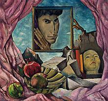 ROBERTO MONTENEGRO, Mexican (1887-1968),