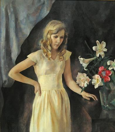 HENRIETTE WYETH American (1907-1994)