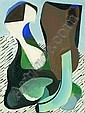 VACLAV VYTLACIL American (1892-1984) Abstract, Vaclav Vytlacil, Click for value