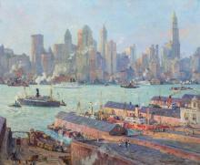 American and European Fine Art