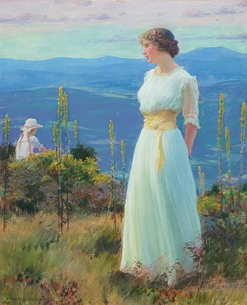 CHARLES COURTNEY CURRAN American