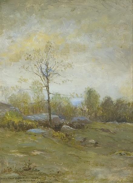 LEWIS COHEN American (1857-1915)