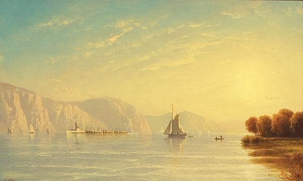 JOHN WILLIAMSON American (1826-1885)
