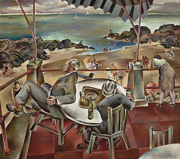 PEPPINO GINO MANGRAVITE American (1896-1978)