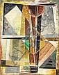 WERNER DREWES, American (1899-1985),