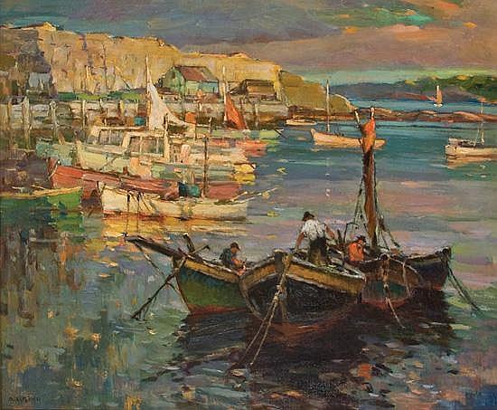 ANTONIO CIRINO American (1889-1983)