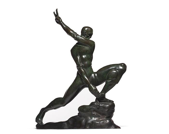 LACI DE GERENDAY, American (1911-2001),