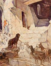 JULES (PIERRE) VAN BIESBROECK, Belgian (1873-1965),
