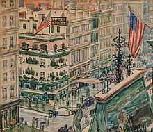 EDWARD MIDDLETON MANIGAULT, American (1887-1922),