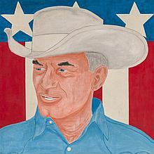 PAT JENSEN, American (1929-2009),