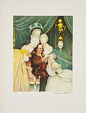 NORMAN ROCKWELL, American (1894-1978), Poor Richard''s Almanack, Based Upon Benjamin Franklin''s Poor Richard''s Almanack, 1964 Folio,.