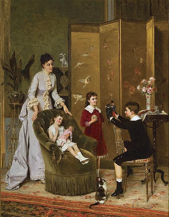 ALBERT ROOSENBOOM Belgium (1845-1875)