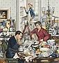 STEVAN DOHANOS American (1907-1994)