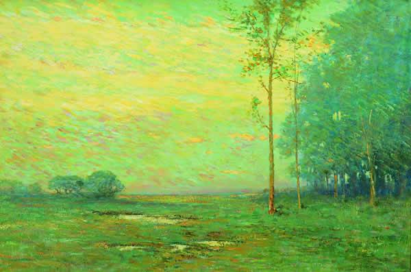 ARTHUR HOEBER American (1854-1915)